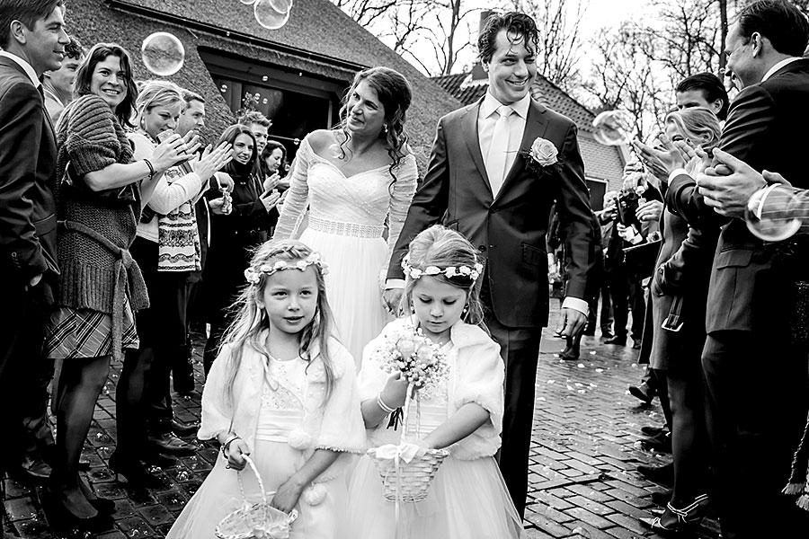 Bruiloft buiten locatie