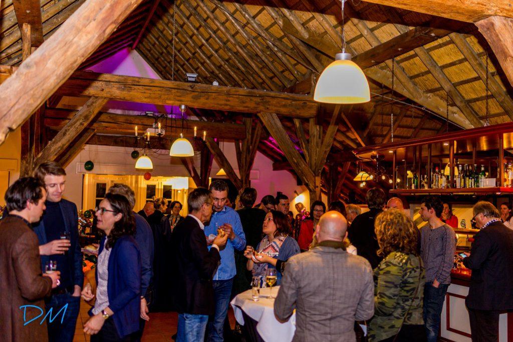Personeelsfeest Zwolle