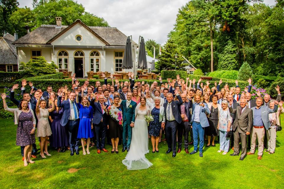 Agnietenberg bruiloft